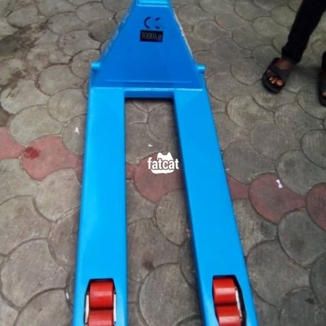 Classified Ads In Nigeria, Best Post Free Ads - gazelle-m30-pallet-truck-3000-kgs-capacity-in-port-harcourt-rivers-for-sale-big-1