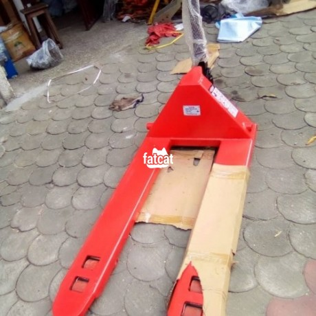 Classified Ads In Nigeria, Best Post Free Ads - gazelle-m30-pallet-truck-3000-kgs-capacity-in-port-harcourt-rivers-for-sale-big-0