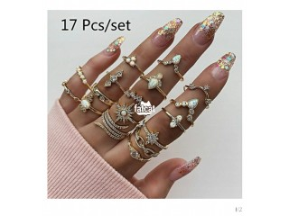 Jewellery Ring Set in Ibadan, Oyo for Sale
