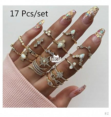 Classified Ads In Nigeria, Best Post Free Ads - jewellery-ring-set-in-ibadan-oyo-for-sale-big-0