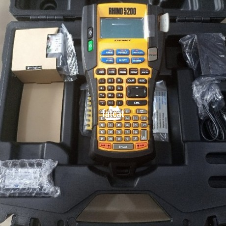 Classified Ads In Nigeria, Best Post Free Ads - dymo-rhino-5200-labelling-machine-in-port-harcourt-rivers-for-sale-big-0