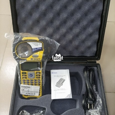 Classified Ads In Nigeria, Best Post Free Ads - brady-bmp21-plus-hand-held-label-printer-kit-in-port-harcourt-rivers-for-sale-big-0