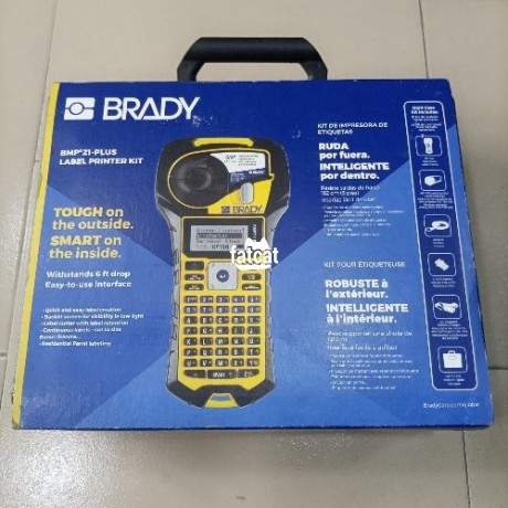 Classified Ads In Nigeria, Best Post Free Ads - brady-bmp21-plus-hand-held-label-printer-kit-in-port-harcourt-rivers-for-sale-big-2