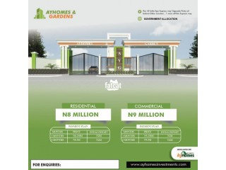Residential Plots of Land in Ibeju Lekki, Lagos for Sale