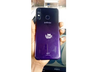 Used Infinix Hot 8 32GB in Uyo, Akwa Ibom for Sale