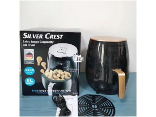 Silver Crest 6 Litres Digital Air Fryer in Ojo, Lagos for Sale