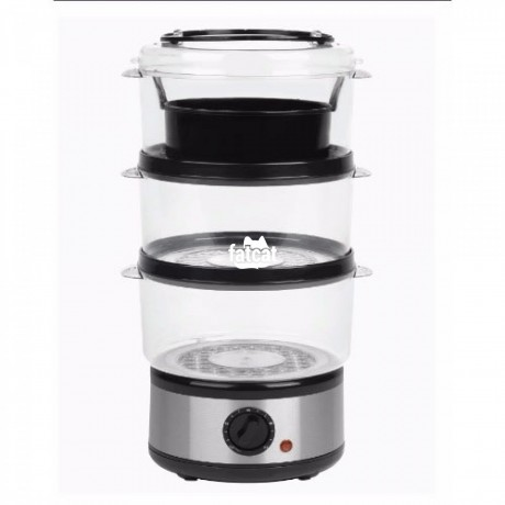 Classified Ads In Nigeria, Best Post Free Ads - salter-3-tier-food-steamer-in-ojo-lagos-for-sale-big-1