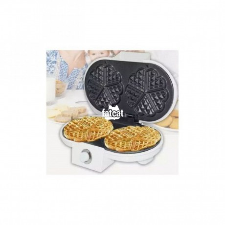 Classified Ads In Nigeria, Best Post Free Ads - silver-crest-waffle-maker-in-ojo-lagos-for-sale-big-0
