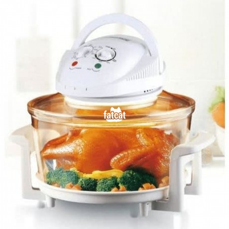 Classified Ads In Nigeria, Best Post Free Ads - bosch-8-in-1-halogen-oven-in-ojo-lagos-for-sale-big-0