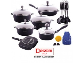 Dessini 23 Pieces Pot Cookware Set in Ojo, Lagos for Sale