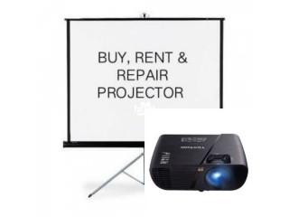 Hire and Rent Projectors and Screens in Abuja, FCT