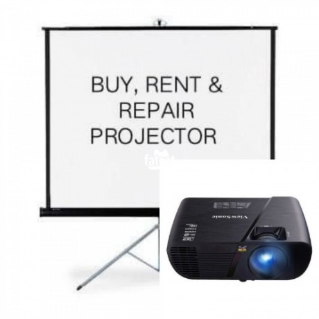 Classified Ads In Nigeria, Best Post Free Ads - hire-and-rent-projectors-and-screens-in-abuja-fct-big-0