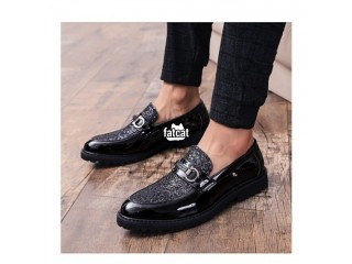 Men Patent Leather Trendy Shoe in Abuja, FCT for Sale