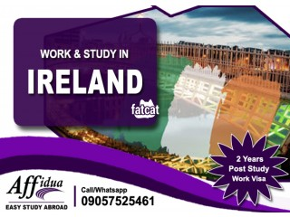 Work and Study in Ireland