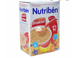 Classified Ads In Nigeria, Best Post Free Ads -Nutriben Baby Cereal in Lagos for Sale