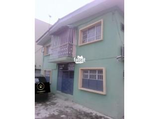 Block of 4 Flats in Allen Avenue Ikeja, Lagos for Sale
