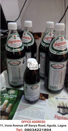 Classified Ads In Nigeria, Best Post Free Ads - jigsimur-plus-herbal-drink-in-lagos-for-sale-big-0