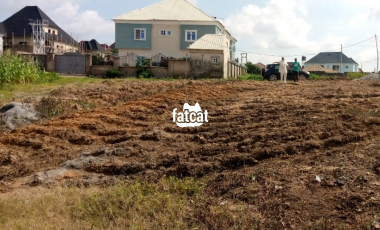 Classified Ads In Nigeria, Best Post Free Ads - 550sqm-of-land-in-kubwa-abuja-for-sale-big-1