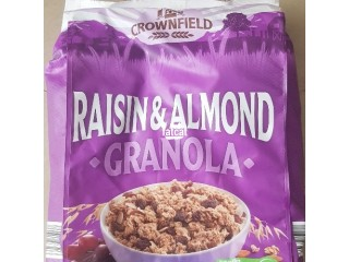 Granola with Raisin and Almond in Abeokuta North, Ogun for sale