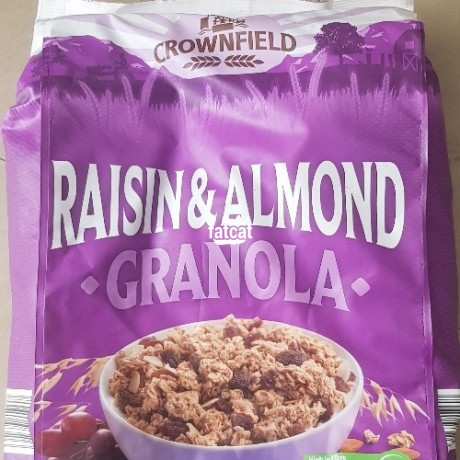 Classified Ads In Nigeria, Best Post Free Ads - granola-with-raisin-and-almond-in-abeokuta-north-ogun-for-sale-big-0