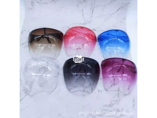 Fashionable Coloured Blocc Face Shield in Ibadan, Oyo for Sale