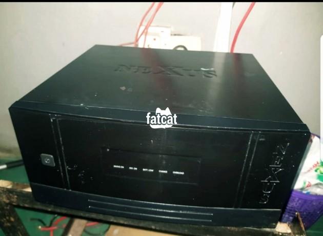 Classified Ads In Nigeria, Best Post Free Ads - 15kv-nexus-digital-inverter-in-alimosho-lagos-for-sale-big-0