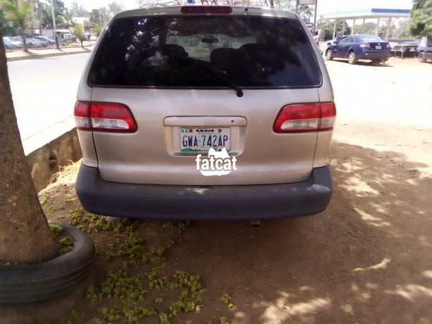 Classified Ads In Nigeria, Best Post Free Ads - used-toyota-sienna-2002-in-jos-plateau-for-sale-big-0