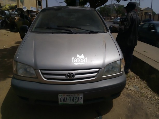 Classified Ads In Nigeria, Best Post Free Ads - used-toyota-sienna-2002-in-jos-plateau-for-sale-big-4