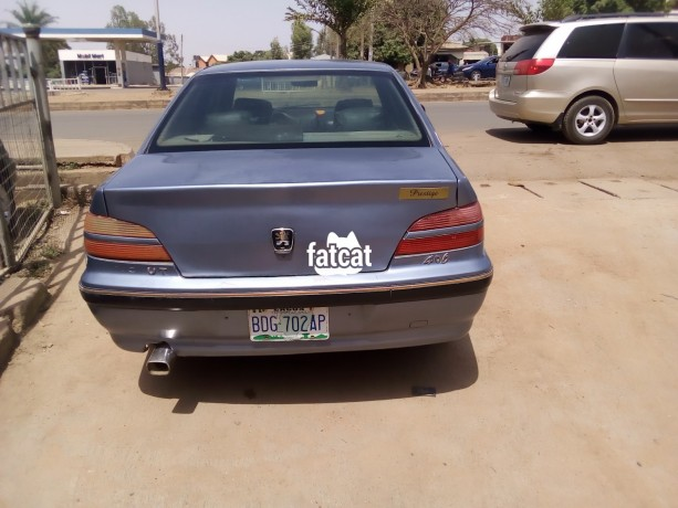 Classified Ads In Nigeria, Best Post Free Ads - used-peugeot-406-2003-in-jos-plateau-for-sale-big-1