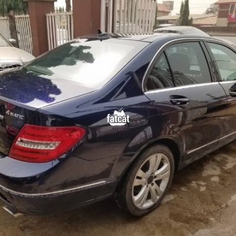 Classified Ads In Nigeria, Best Post Free Ads - used-mercedes-benz-4matic-c300-in-lagos-for-sale-big-3