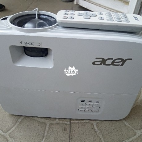 Classified Ads In Nigeria, Best Post Free Ads - acer-3600-lumens-projector-in-abuja-fct-for-sale-big-0