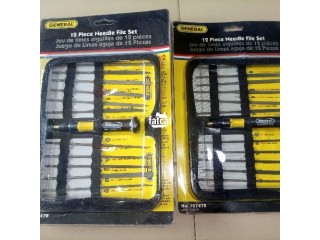 12 Piece Swiss Pattern Needle File Sets in Port-Harcourt, Rivers for Sale