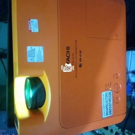 Classified Ads In Nigeria, Best Post Free Ads - hitachi-projector-in-lagos-lagos-for-sale-big-0