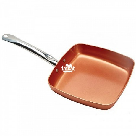 Classified Ads In Nigeria, Best Post Free Ads - copper-chef-pan-in-lagos-lagos-for-sale-big-3