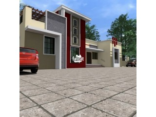 4 Bedroom Bungalow plot for sale  at Excellent Mega City Estate, Lugbe, Abuja for Sale