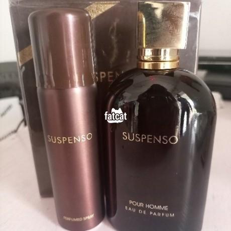 Classified Ads In Nigeria, Best Post Free Ads - suspenso-perfume-and-deodorant-in-warri-delta-for-sale-big-0