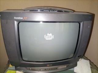 LG  14 Inch Box TV