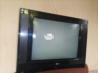 Ultra Slim 21 Inch LG Box TV