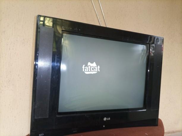 Classified Ads In Nigeria, Best Post Free Ads - ultra-slim-21-inch-lg-box-tv-in-benin-city-edo-for-sale-big-0