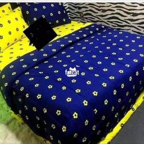 Classified Ads In Nigeria, Best Post Free Ads - complete-set-bedsheet-in-lagos-lagos-for-sale-big-0