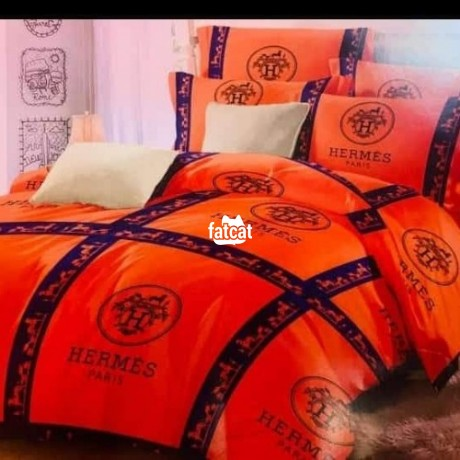 Classified Ads In Nigeria, Best Post Free Ads - designer-bedsheets-in-lagos-lagos-for-sale-big-2