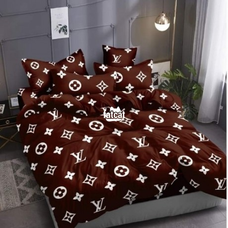 Classified Ads In Nigeria, Best Post Free Ads - designer-bedsheets-in-lagos-lagos-for-sale-big-1