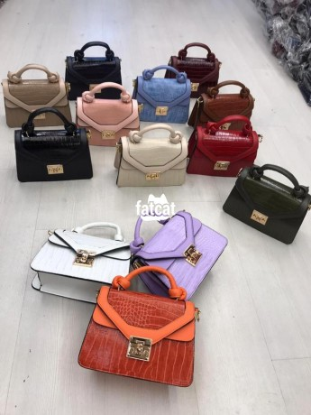 Classified Ads In Nigeria, Best Post Free Ads - ladies-handbags-in-ipaja-lagos-for-sale-big-0