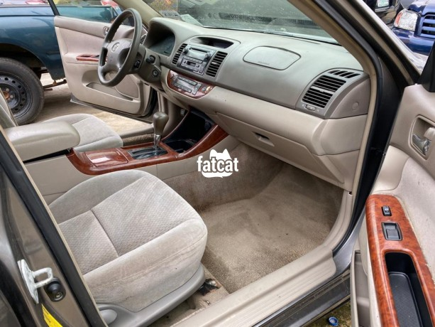 Classified Ads In Nigeria, Best Post Free Ads - used-toyota-camry-2004-in-ojodu-lagos-for-sale-big-2