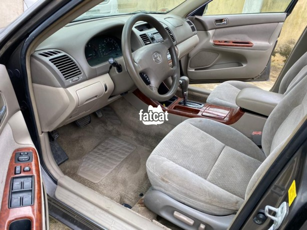 Classified Ads In Nigeria, Best Post Free Ads - used-toyota-camry-2004-in-ojodu-lagos-for-sale-big-3