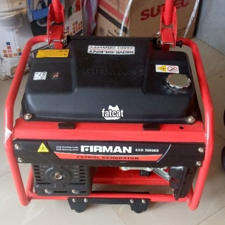 Classified Ads In Nigeria, Best Post Free Ads - sumec-firman-generator-in-gwarinpa-abuja-for-sale-big-0