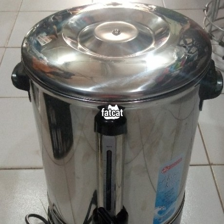 Classified Ads In Nigeria, Best Post Free Ads - electric-kettle-in-gwarinpa-abuja-for-sale-big-0