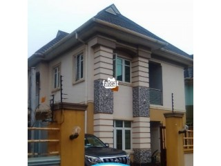 4 Bedroom Duplex in Abule Egba, Lagos for Sale