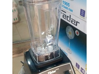 Fadarplus Electric Blender in  Karu, (Abuja) FCT  for Sale