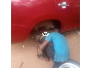 Good and Experience Motor mechanic in Kubwa, (Abuja) FCT